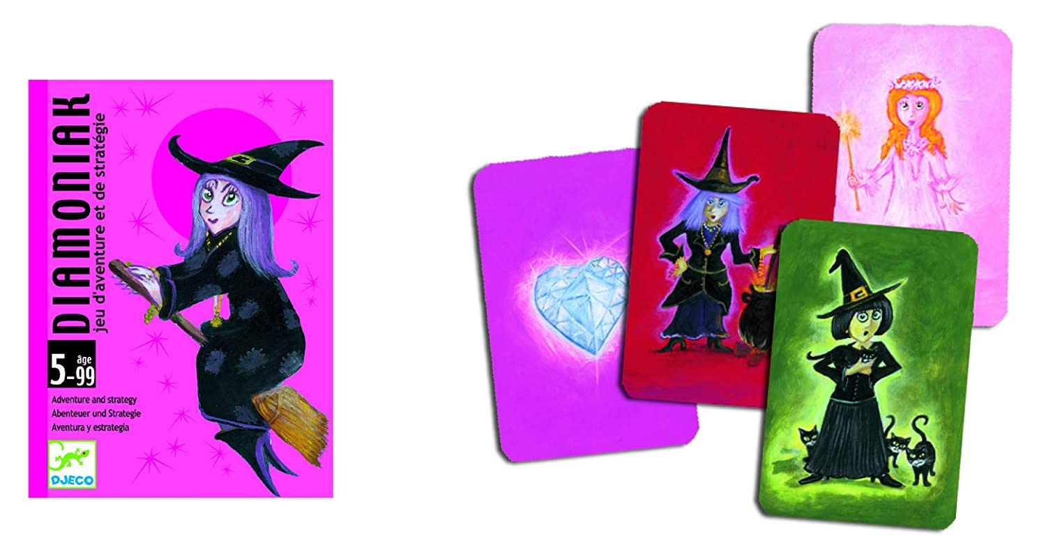 Cartas Diamoniak