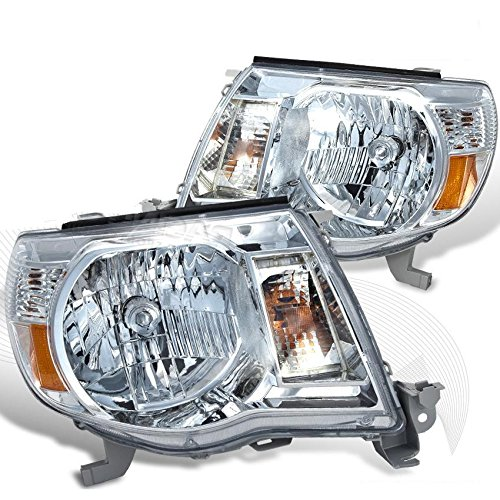 Thor Motor Coach Serrano 2010-2013 RV Motorhome Pair (Left & Right) Replacement Headlights Head Lights Front Lamps