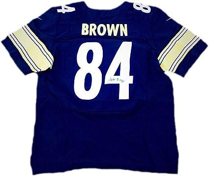Antonio Brown Pittsburgh Steelers Game Jersey