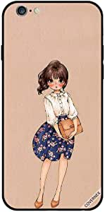Case For iPhone 6 - Girl Casual Outfit