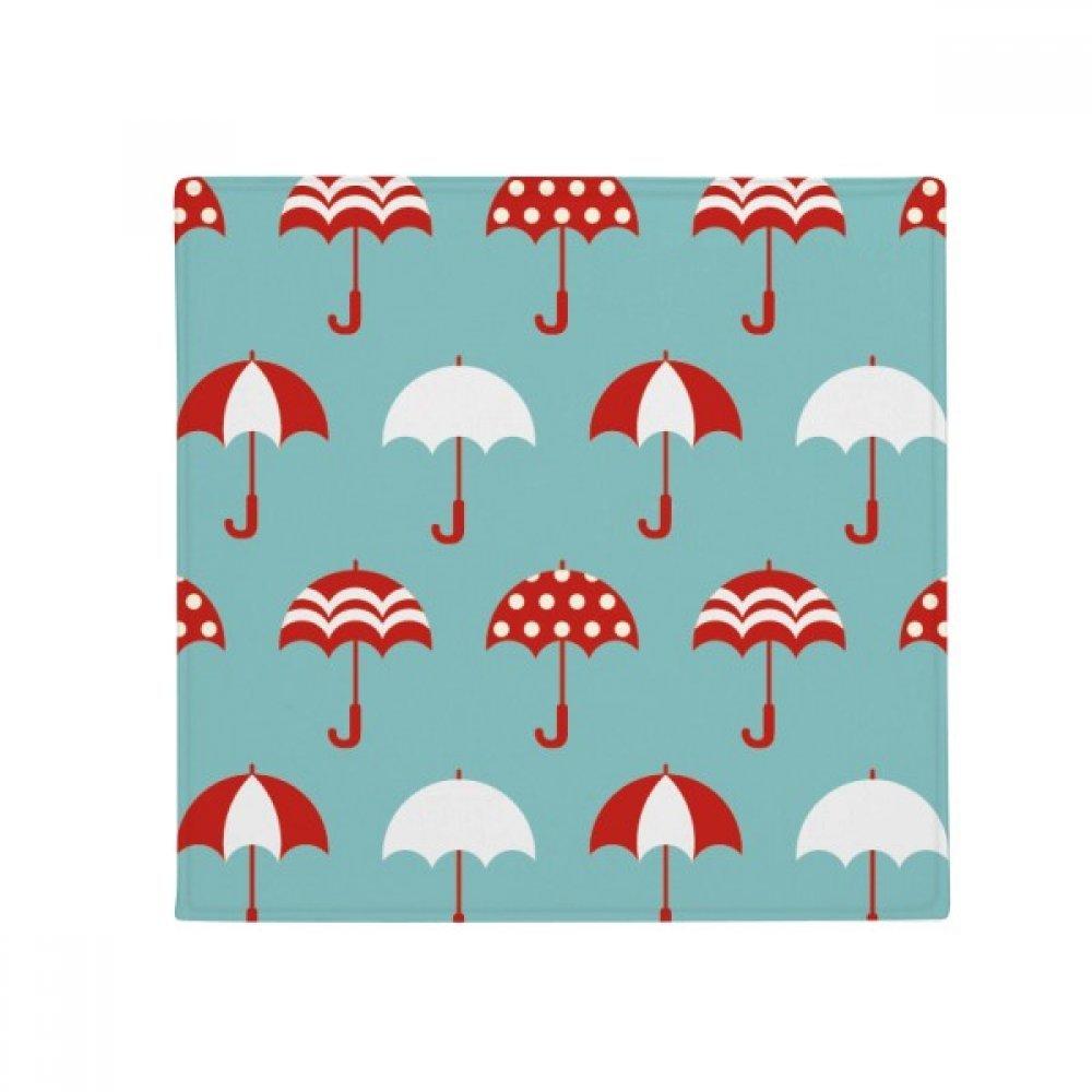 DIYthinker Umbrella Rain Weather Cloud Sun Anti-Slip Floor Pet Mat Square Home Kitchen Door 80Cm Gift