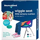 """Wiggle Seat Little Sensory Cushion 10.75"""" - for Kids Ages 3-7 (Small, Green)"""