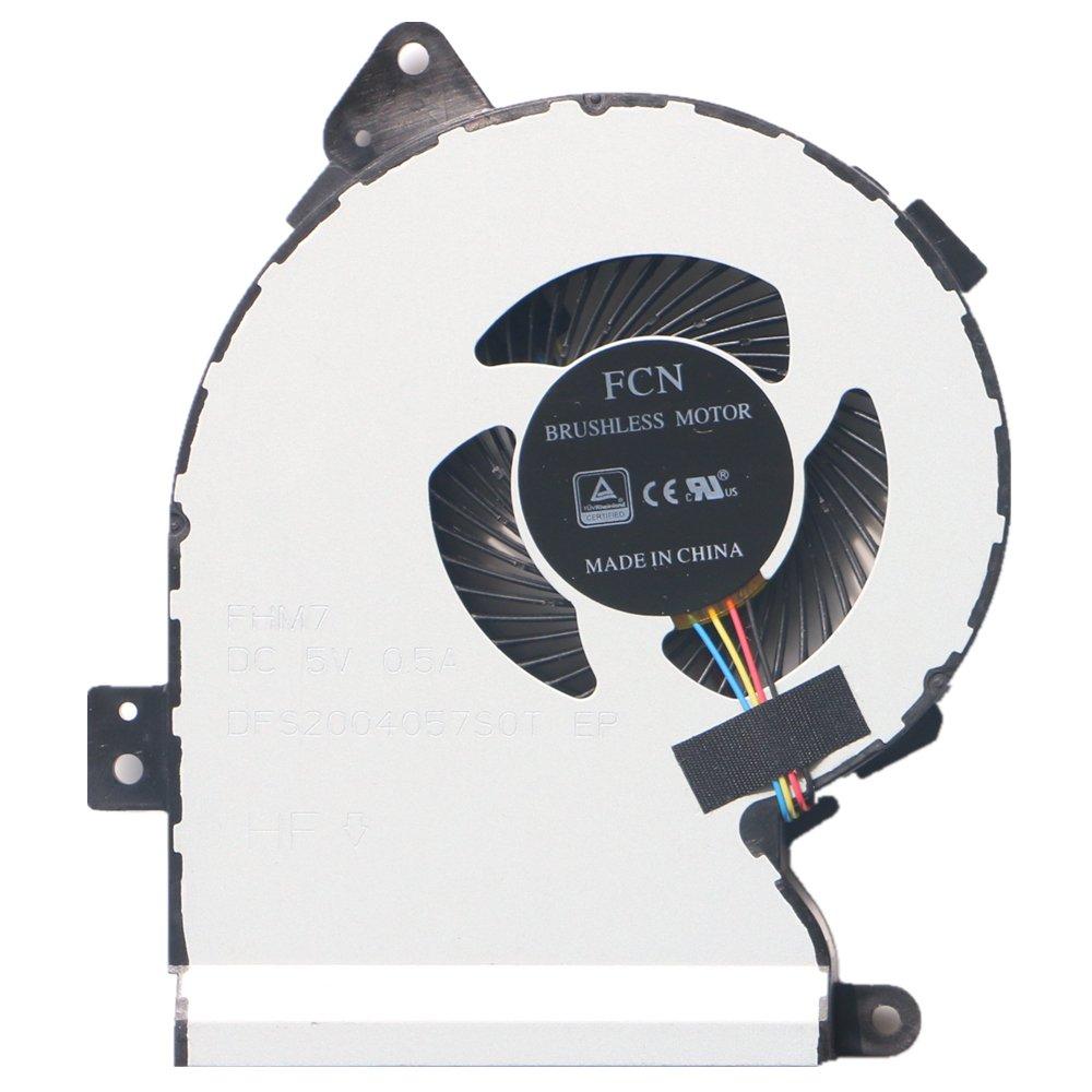 Cooler para Asus X540 X540LJ X540SA X540LA X540Lj X540YA FL5700 FL5700U FL5700UP Fan