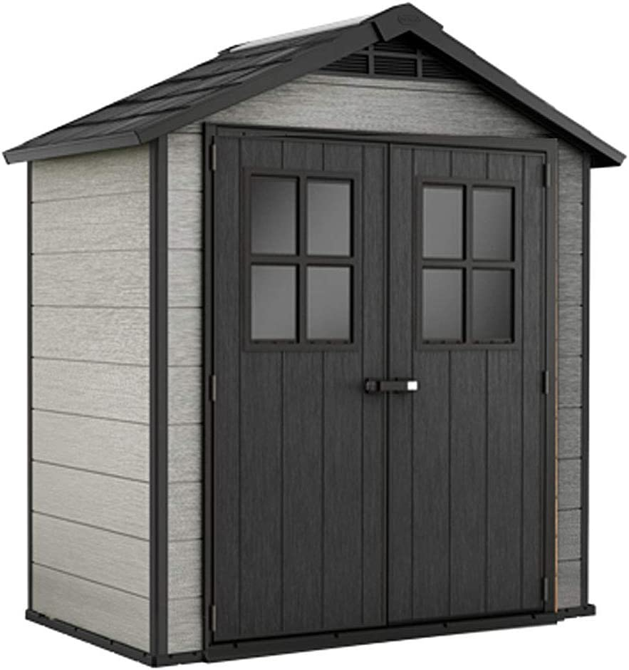 KETER ケター OAKLAND 754 Outdoor Shed