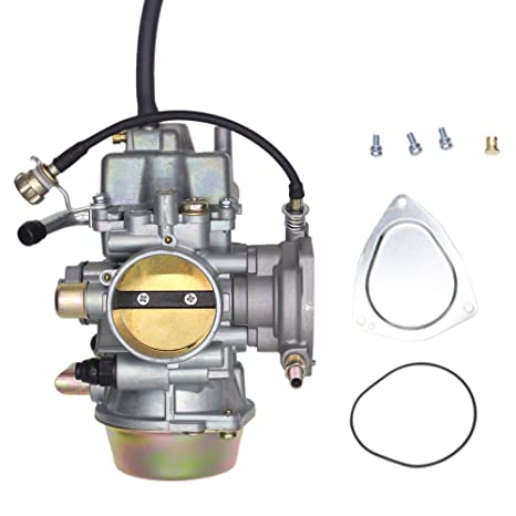 amazon com sunroad replacement carburetor for atv 2002 2008 yamahaamazon com sunroad replacement carburetor for atv 2002 2008 yamaha grizzly 660 yfm660 4x4 carb automotive
