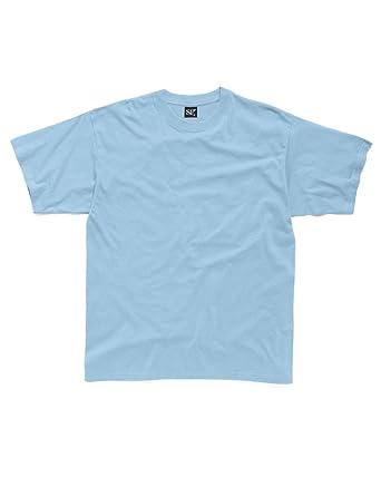 SG SG15-SB-2XL - Camiseta para hombre (talla XXL, 10 unidades): Amazon.es: Industria, empresas y ciencia