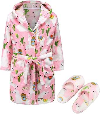 Amazon.com: Kids Soft Plush Hooded