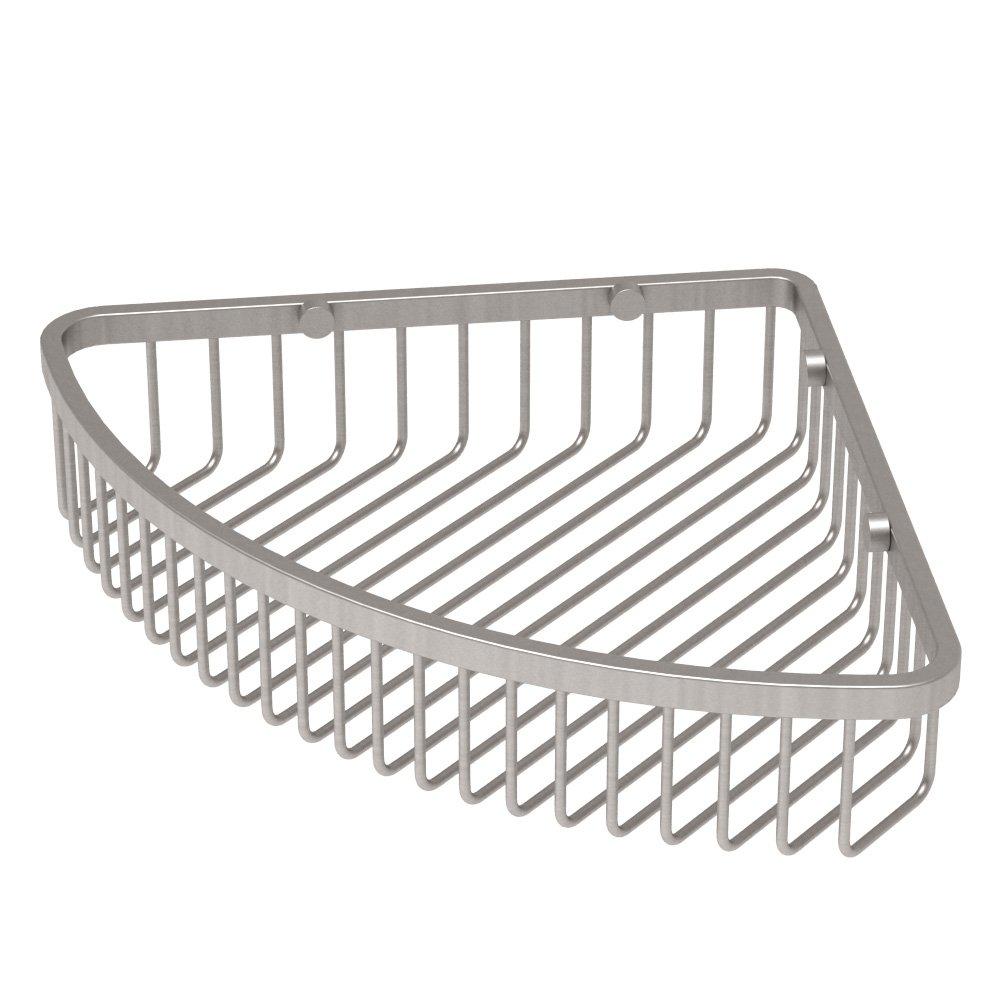 Gatco 1570 12-Inch Corner Basket