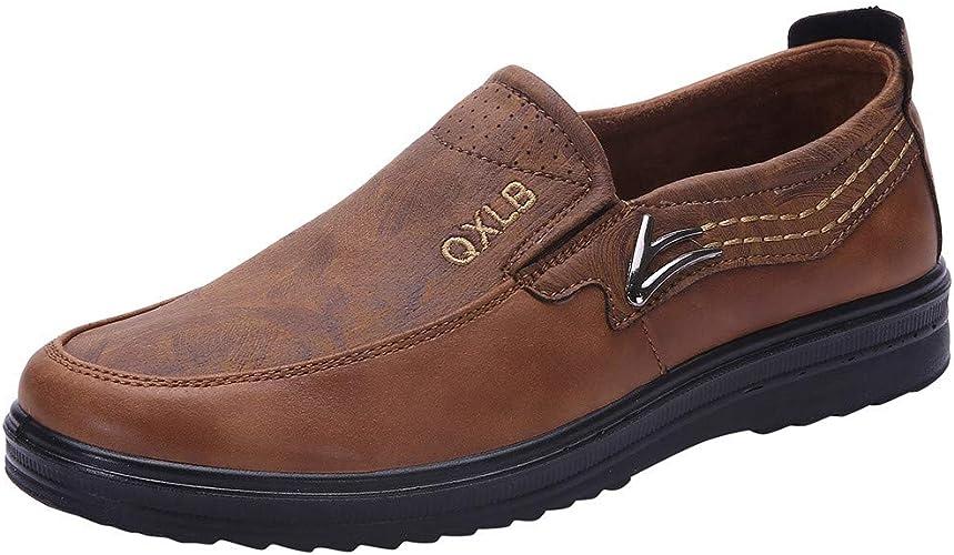 Magiyard Chaussures Mocassins Homme, Chaussures Hommes