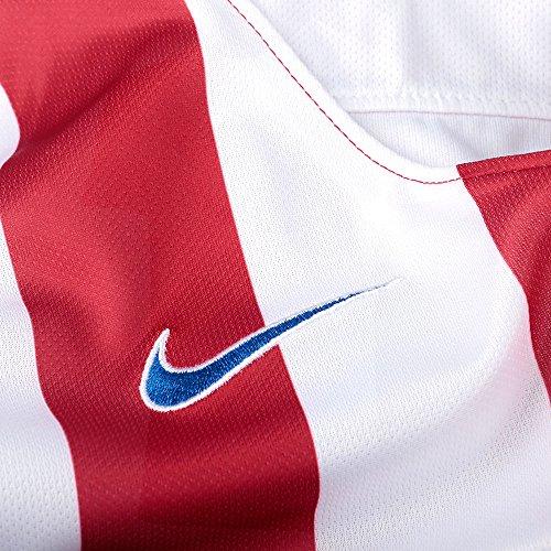 White Ligne Dry Hm Hyper Taille Nk Rojo Red varsity Tico De T shirt Ss Atm Nike Atl Sts Femme Cobalt Pour Stad Jsy Madrid Evwq1