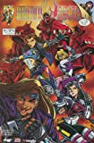#1: ATOMIK ANGELS 1-3,3A,4 William Tucci's complete series