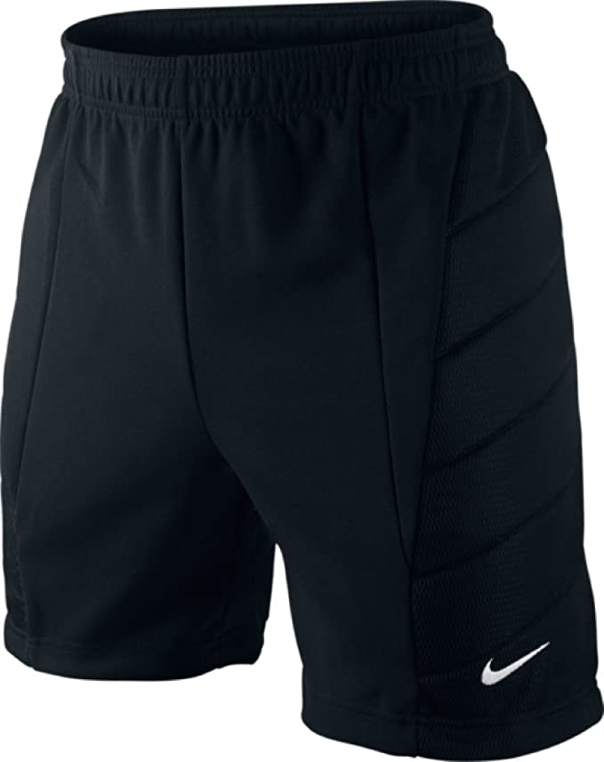 cheap sale where can i buy various colors Nike Kurze Gepolsterte Hose Torwarthose Padded Goalie Short Schwarz ML XL  XXL
