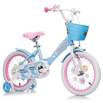 Axdwfd Infantiles Bicicletas Bicicleta for niños Bicicleta de 12 ...