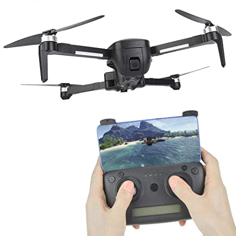 Pokerty RC Drone, 2.4GHz 4-Axle 4K Aerial Camera Drone sin ...