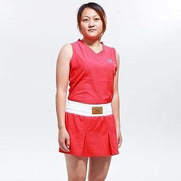 wesing Boxeo Uniforme Traje de Boxeo, de Boxeo para Mujer ...