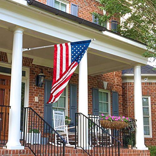 Amazon.com: Anley - Soporte de montaje para poste de bandera ...