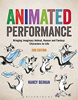 Amazon ideas for the animated short second edition finding animated performance bringing imaginary animal human and fantasy characters to life required reading fandeluxe Gallery