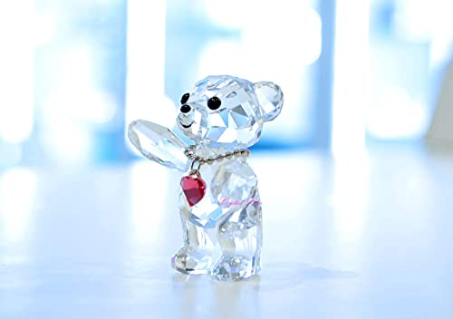 Swarovski Kris Bear 20th Anniversary Limited Edition 2013 Figurine 1143456