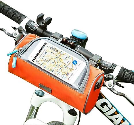 McNory Soporte Bolsa Movil Bicicleta,Bolsa Bicicleta Impermeable ...