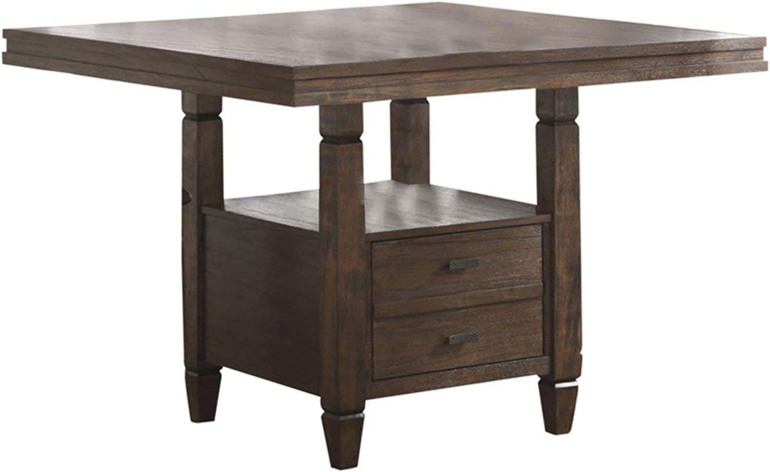 Cortez Brown Dining Table