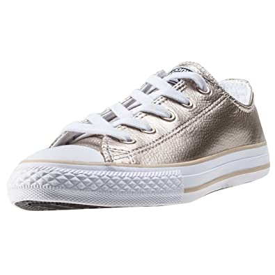 : Converse Chuck Taylor All Star Metallic Ox Light