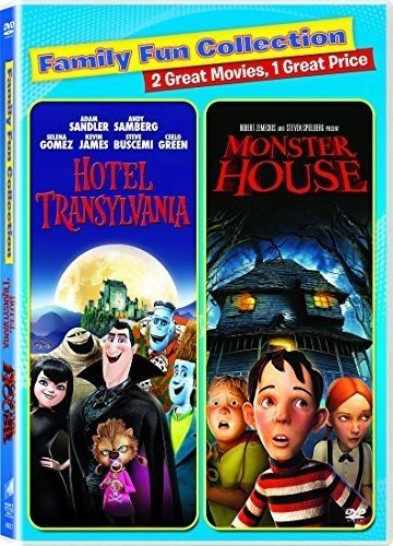 Hotel Transylvania / Monster House - Vol - Monster House