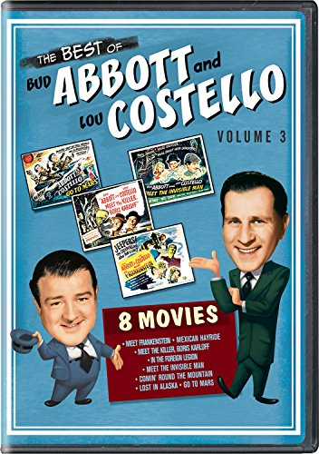 The Best of Bud Abbott and Lou Costello: Volume 3 (Best Of Abbott And Costello)