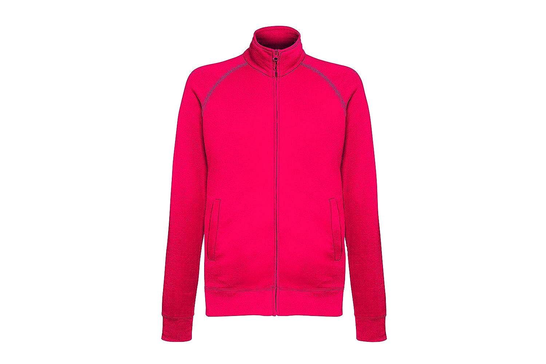 Fruit of the Loom Herren Sweatshirt Lightweight Sweat Jacket B073Q3NM8W Sweatshirts Elegante Form