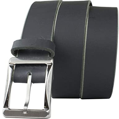 f3872badcfcdf Image Unavailable. Image not available for. Color: Titanium Work Belt -  Nickel ...