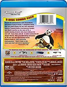 Kung Fu Panda [Blu-ray] from Universal Pictures Home Entertainment
