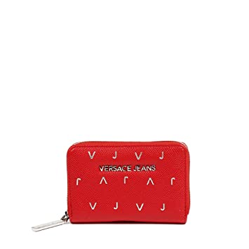 5c082794125a8 Versace Jeans Women's Wallet Red red: Amazon.co.uk: Luggage