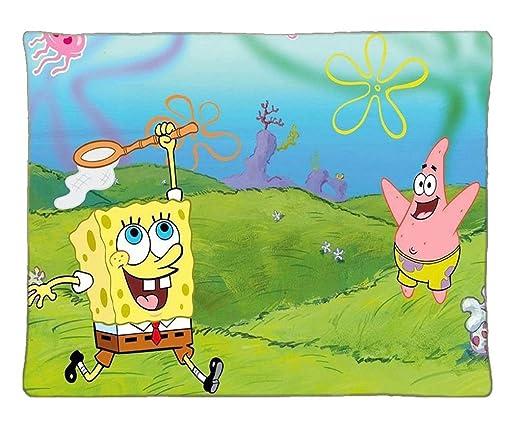 Bob Esponja y Patricio Catch medusas personalizado con ...