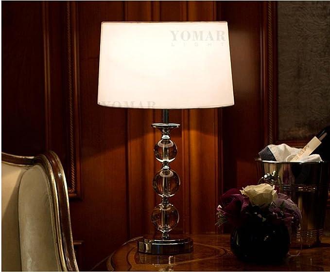 Angelo bacio moderno semplice cristallo decorativo lampada da