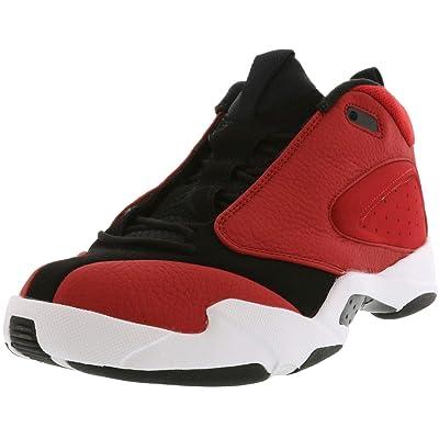 Nike Men's Jordan Jumpman Quick 23 Gym Red/Black White High-Top Women' - 10.5M   Basketball