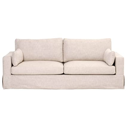 Amazon.com: Benjara Benzara Ultra Comfy Two Seater Sofa ...