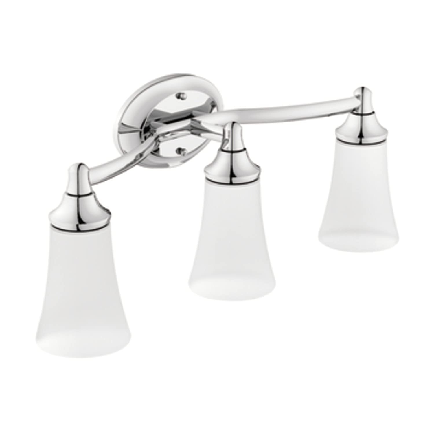 Moen YB2863CH Eva Bath Lighting Chrome - Bathroom Hardware - Amazon.com  sc 1 st  Amazon.com : svl lighting - azcodes.com