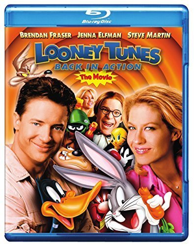 Looney Tunes Back In Action (BD) [Blu-ray] by Warner Home Video by Various