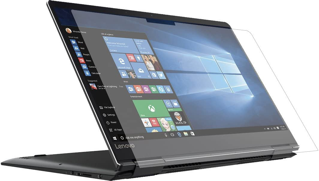 PcProfessional Screen Protector (Set of 2) for Lenovo Yoga 710 15 15.6