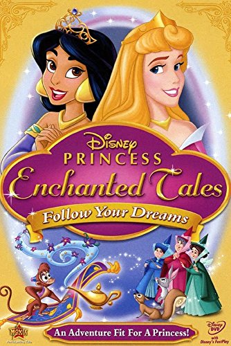 - Disney Princess Enchanted Tales Follow Your Dreams