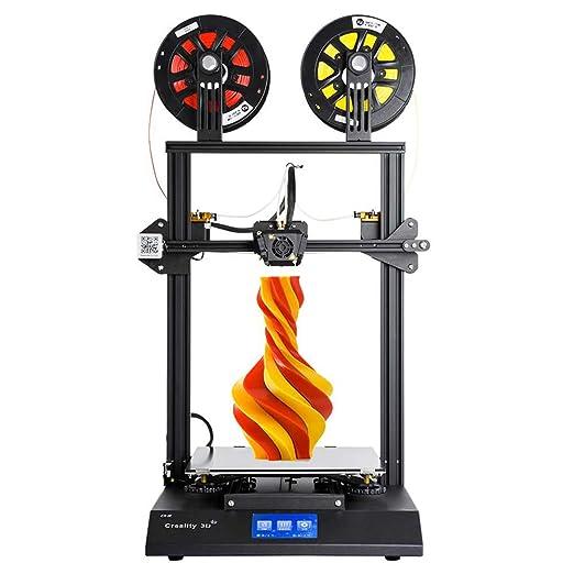 HZYYZH La Impresora 3D, se Puede Utilizar en Dos Colores o Dos ...