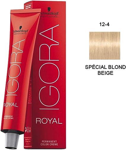 Schwarzkopf Igora Royal Tinte Capilar 12 4-60 gr