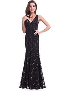 Full Length Fitted Evening Dresses