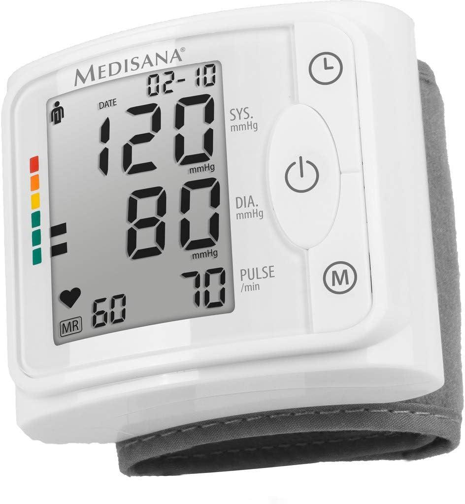 Medisana 51074 BW 320 esfigmomanómetro: Amazon.es: Electrónica