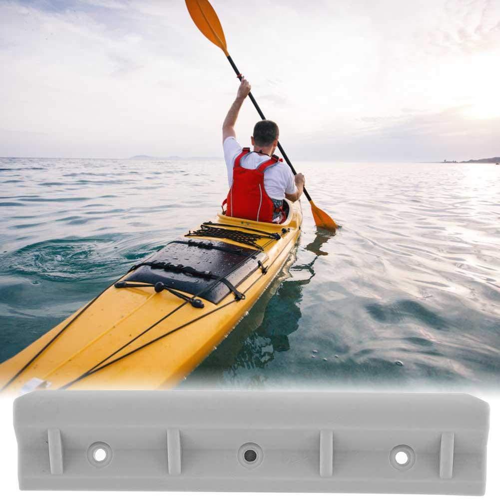Alomejor Boat Seat Hook Boat Clip Brackets for Inflatable Boat Rib Dinghy Kayak Canoe Boat Use Durable PP