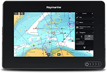 Raymarine 9094508 E70364 Axiom 7 Dv Gráfico Plotter/Down ...