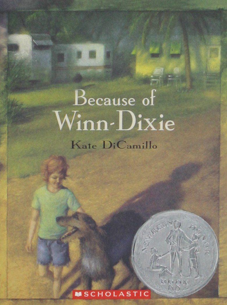 Review of winn dixie free appliances - Because Of Winn Dixie Kate Dicamillo 9780439250511 Amazon Com Books