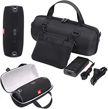 Zaracle Portable Carrying Case Protect Pouch Cover Travelling Case Storage Bag for JBL Xtreme 2 Portable Wireless Bluetooth Speaker