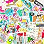 Scrapbooking Stickers & Sticker Machines