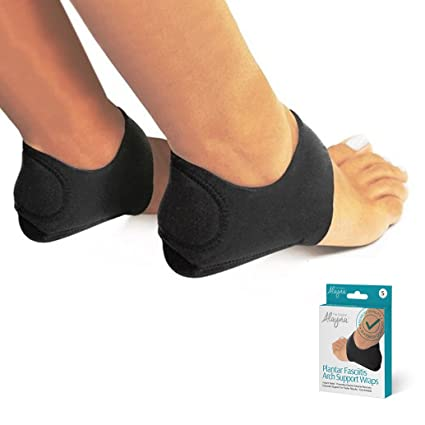 6adbfe92a55 Buy Plantar Fasciitis Therapy Wrap - Plantar Fasciitis Arch Support Relieve Plantar  Fasciitis Heel Pain Arch Support Plantar Fasciitis Sock Online at Low ...