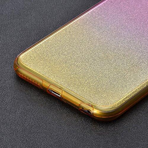 Vandot para iPhone 7 / iPhone 8 Ultra Thin Smart Cover 360 ° Grados Carcasa Delantera y Trasera Cristal Full Body Funda Protectora de TPU Dos Piezas Transparente Cubierta de la Caja del parachoques pa SFJBQB 05